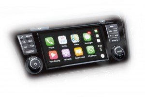 Nissan X-Trail_7 inch Infotainment with Apple CarPlay and Android Auto Connectivity_Malaysia_2019
