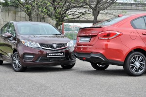 Proton Persona_Preview_Front & Rear_Malaysia_2019