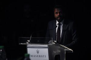 Dato Samson Anand George_Naza Italia-Maserati_Malaysia