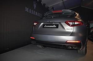 Maserati Levante Vulcano_Limited Edition_Rear_Malaysia_2019