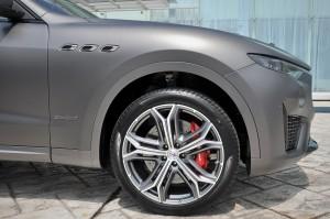 Maserati Levante Vulcano_Limited Edition_SUV_Front_Helios Wheel_Malaysia