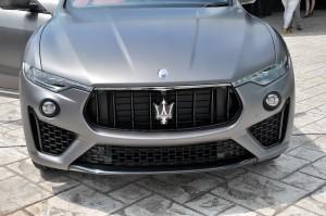 Maserati Levante Vulcano_Front View_Malaysia_2019