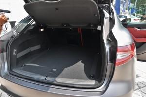 Maserati Levante Vulcano_Boot Space_Malaysia_2019