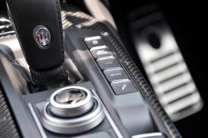 Maserati Levante Vulcano_Centre Console_Drive Modes_Malaysia