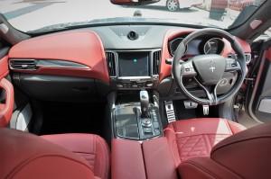 Maserati Levante Vulcano_Dashboard_Malaysia