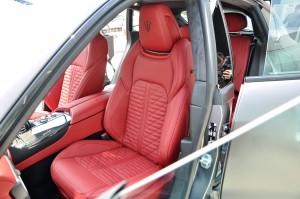 Maserati Levante Vulcano_Front Seat_Malaysia