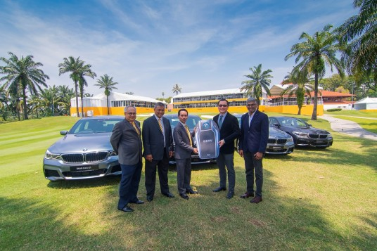 BMW Is Official Automotive Partner For Maybank Championship 2019