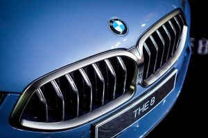 BMW 8 Series_Launch_M850i xDrive_Grille_Malaysia