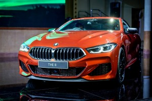 BMW 8 Series_Sunset Orange_Malaysia_Launch