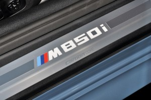 BMW 8 Series_M850i_M Performance_Door Sill