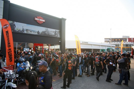 Harley-Davidson Strengthens Presence In Malaysia With Re-opening Of Penang Dealership