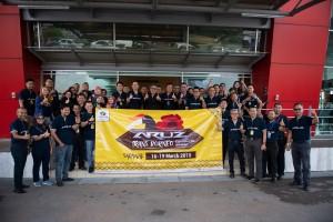 Perodua Aruz_TransBorneo Convoy_Sarawak - Sabah_Malaysia