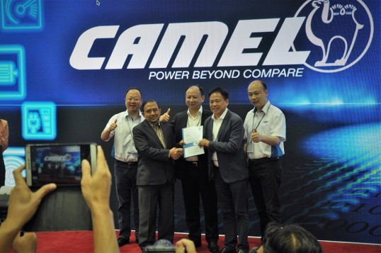 Camel Power Malaysia To Supply Batteries For Proton X70 And Future Models; Launches First SEA Plant