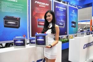 Camel Power Malaysia_Automotive Battery_Automekanika Kuala Lumpur 2019
