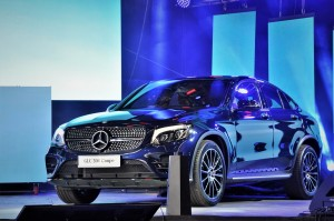 Mercedes-Benz GLC 300 Coupe AMG Line_Malaysia_Launch