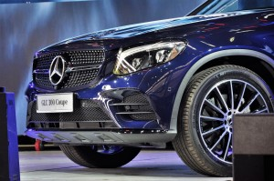 Mercedes-Benz GLC 300 Coupe AMG Line_Front_Malaysia_2019