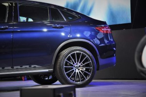 Mercedes-Benz GLC 300 Coupe AMG Line_Back_Malaysia_2019