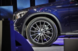 Mercedes-Benz GLC 300 Coupe AMG Line_20 inch Alloy Wheel_Front Brake_Malaysia_2019