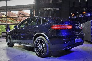 Mercedes-Benz Malaysia_GLC 300 Coupe AMG Line_CKD_Rear_2019