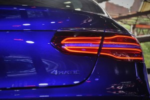 Mercedes-Benz GLC 300 Coupe_Tail Light_Malaysia_2019
