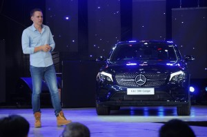 Mercedes-Benz Malaysia_GLC 300 Coupe AMG Line_CKD_Launch_Mark Raine_2019