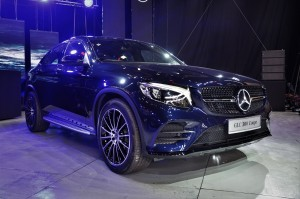 Mercedes-Benz GLC 300 Coupe AMG Line_Malaysia_2019