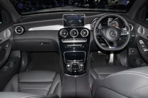 Mercedes-Benz GLC 300 Coupe AMG Line_Dashboard_Malaysia_2019
