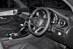 Mercedes-Benz GLC 300 Coupe AMG Line_Cockpit_Malaysia_2019