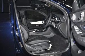 Mercedes-Benz GLC 300 Coupe AMG Line_CKD_Front Seat_Malaysia_2019