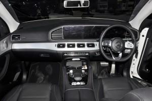 Mercedes-Benz GLE 450_Dashboard_Malaysia_Launch_2019