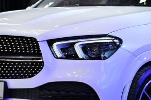 Mercedes-Benz GLE 450_LED Multibeam Headlight_Malaysia_2019