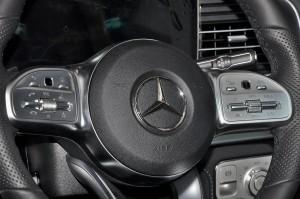 Mercedes-Benz GLE 450_Steering Wheel_Controls_Malaysia_2019