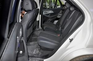 Mercedes-Benz GLE 450_Rear Seats_Malaysia_2019