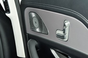Mercedes-Benz GLE 450_Rear Seat Adjustment_Burmester Speaker_Malaysia_2019