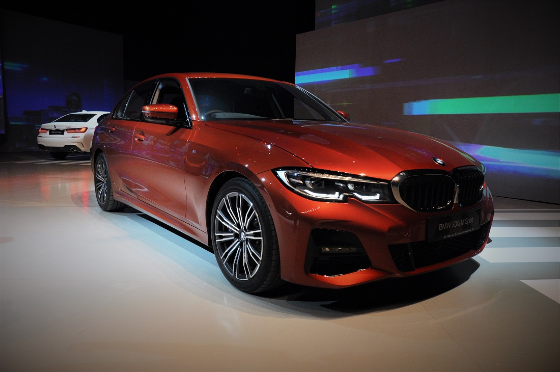Bmw Malaysia Launches New G20 3 Series 330i M Sport Priced At Rm328