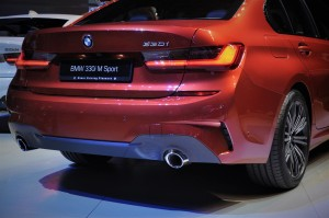 BMW Malaysia_G20_330i_M Sport_Launch_2019_Rear View