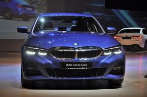 BMW 330i M Sport_Front Fascia_G20_Malaysia