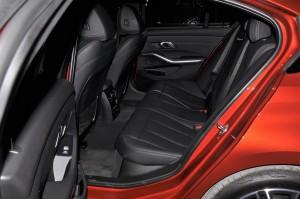 BMW 330i M Sport_G20 3 Series_Rear Seats_Malaysia