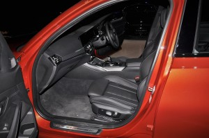 BMW G20 3 Series_330i M Sport_Front Seats_Malaysia