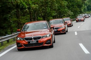 The All-New BMW 3 Series G20_330i M Sport_Test Drive_Malaysia