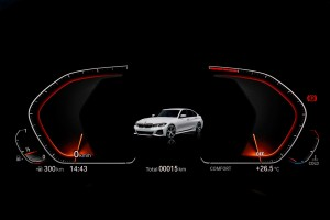 The All-New BMW 3 Series G20_330i M Sport_Digital Instrument Display_Malaysia