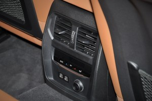 BMW 3 Series G20_330i M Sport_Rear Air Vents_USB Ports_Malaysia