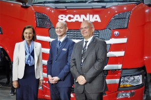 Scania Malaysia_New Truck Generation_Launch_Marie Sjodin Enstrom