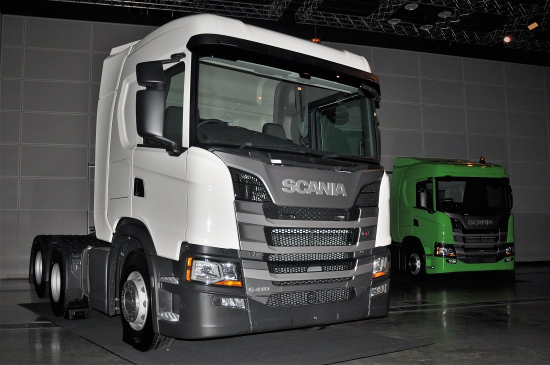 Scania Launches Award-Winning New Generation Trucks To Help