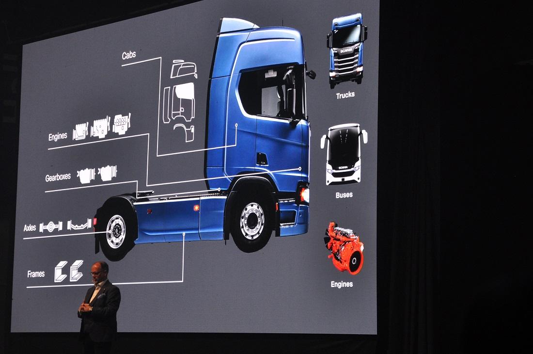 Scania Launches Award-Winning New Generation Trucks To Help