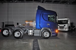 Scania New Truck Generation_Side View_Launch_Malaysia