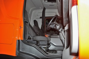 Scania_New Truck Generation_Cabin_Driver's Seat_Malaysia