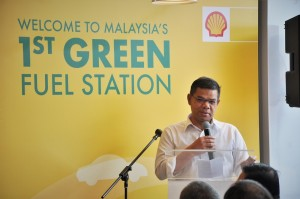 Shell_Green Fuel Station_Green Building Index Certification_Datuk Seri Saifuddin Nasution bin Ismail_Damansara Jaya_Taman Connaught