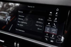 Porsche Cayenne_Driving Information_Malaysia