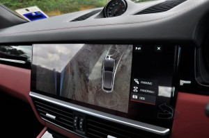 Porsche Cayenne_Panoramic View Camera Display_Malaysia